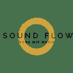 yoga mit musik - sound flow yoga logo
