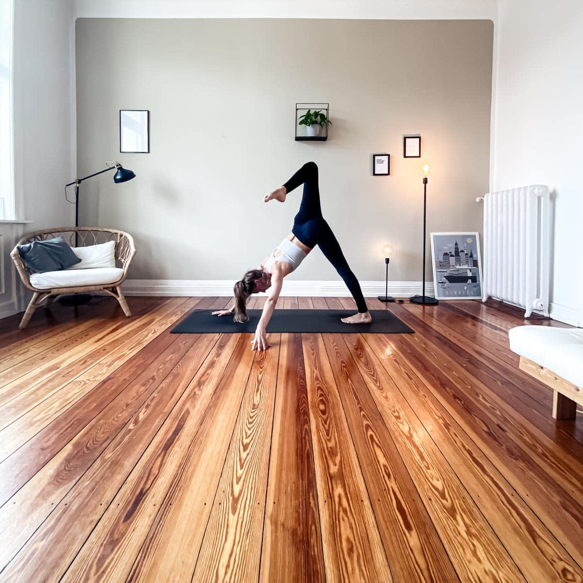 yoga flow open