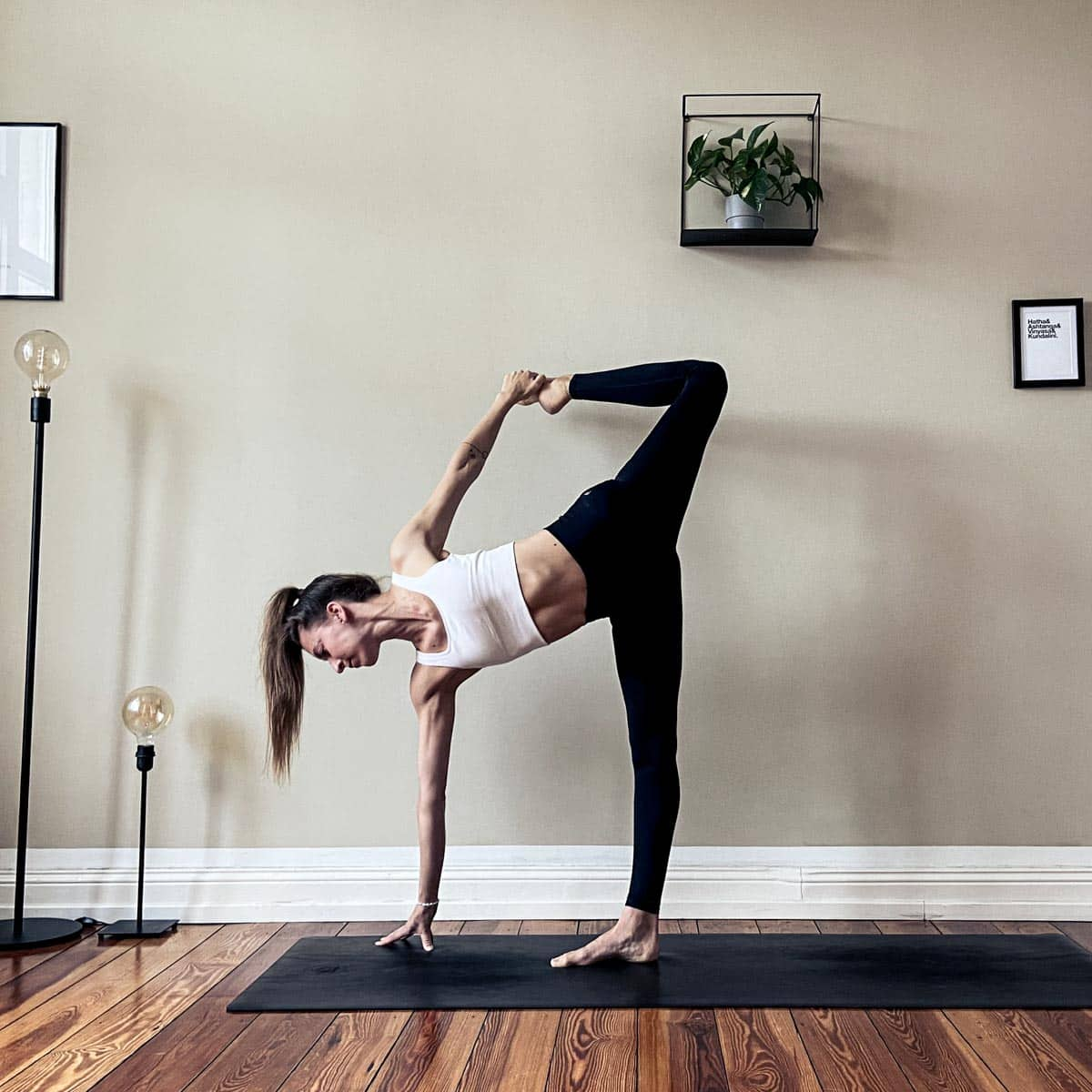 yoga flow stil - yogalehrerin