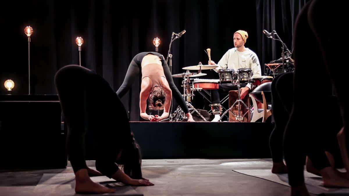 live musik yoga